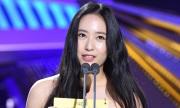 Krystal lộ thân hình 'đồ sộ' vì chọn sai váy