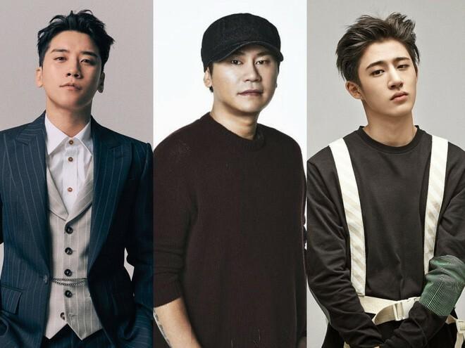 3 nhân vật khiến YG gặp khủng hoảng trong 2019: Seung Ri, Yang Hyun Suk và B.I.