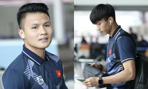 U22 Việt Nam lên đường dự SEA Games 30