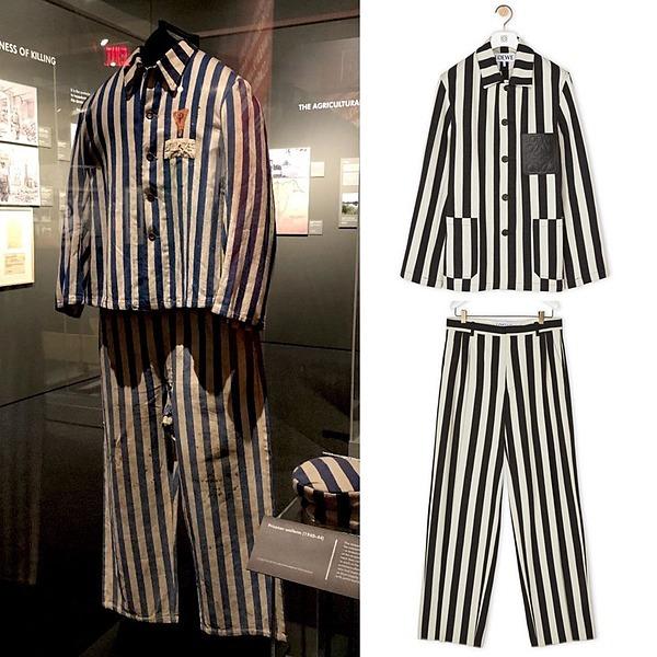 Thiết kế trong bộ sưu tập của nhà mốt Tây Ban Nha bị chỉ trích. Ảnh:  Diet Prada.