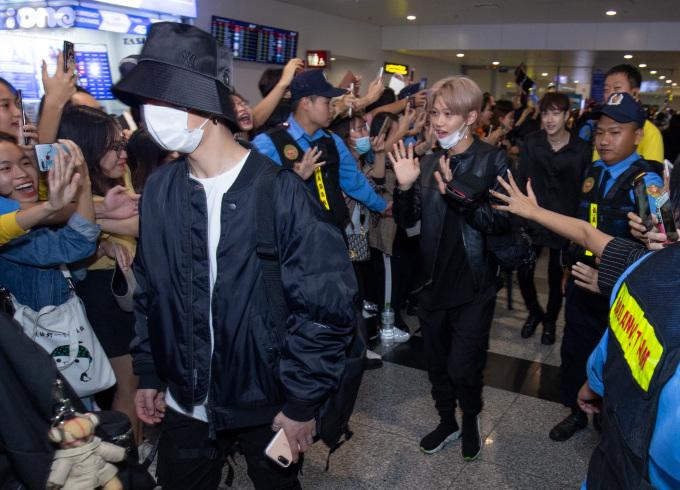 Red Velvet, Twice, (G)I-DLE đọ visual ở Hà Nội