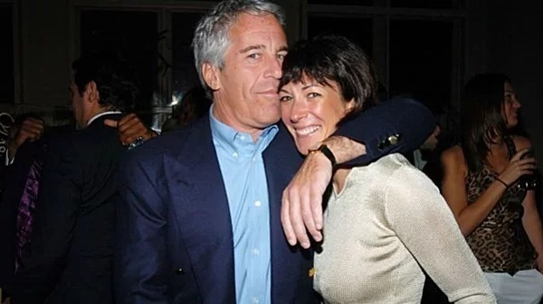 Ghislaine Maxwell từng là người tình của tỷ phú Epstein.