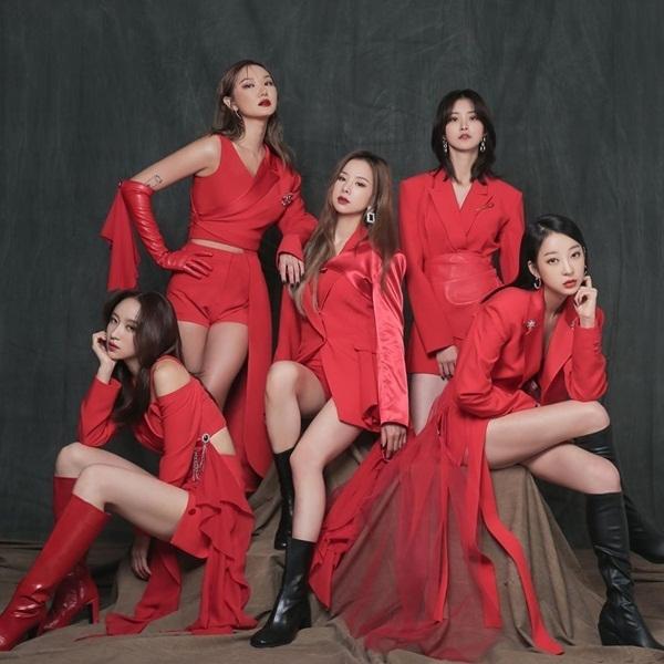 Nhóm EXID tung ảnh teaser quyến rũ quảng bá single tiếng Nhật Bad Girl For You.