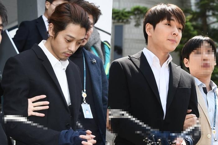 Jung Joon Young và Choi Jong Hoon.