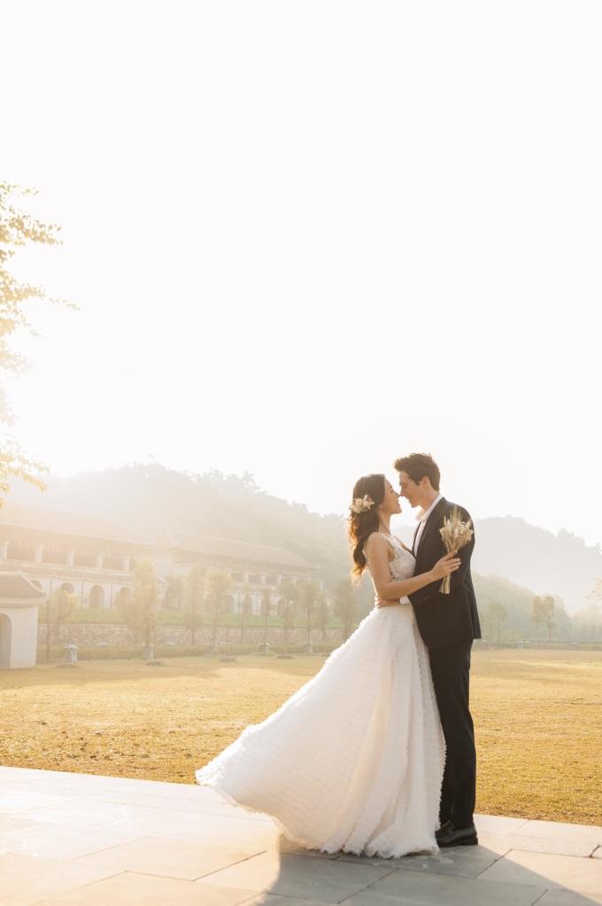 <p> Cô sẽ về nhà chồng hôm 1/12 tới.Đám cưới sẽ diễn ra trong không gian thân mật.</p>