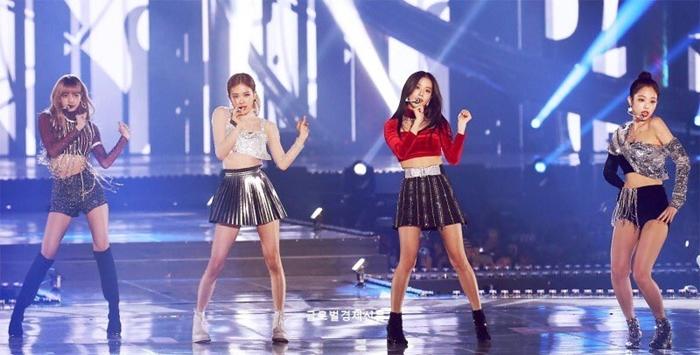 Black Pink có một năm 2019 bùng nổ ở quốc tế nhưng khá nhạt nhòa tại Hàn.