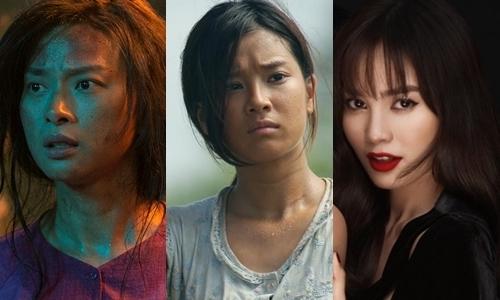 Dàn nữ diễn viên điện ảnh tranh giải Ngôi Sao Xanh