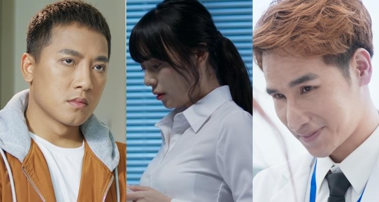 Chuyện tình tay ba trong MV của Châu Khải Phong.