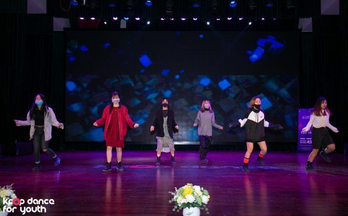<p> The Heat (ĐH Thăng Long) sẽ mang vòng Đối đầu Kpop Dance For Youth màn trình diễn công phu, thể hiện kỹ năng nhảy và biên đạo xuất sắc trên nền nhạc BTS.</p>