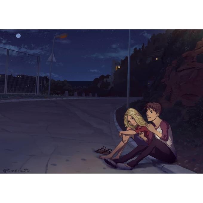<p> Khi hẹn hò, đó là những buổi tối ngồi bên nhau trò chuyện trên trời dưới biển, để hiểu thêm về nhau.</p>