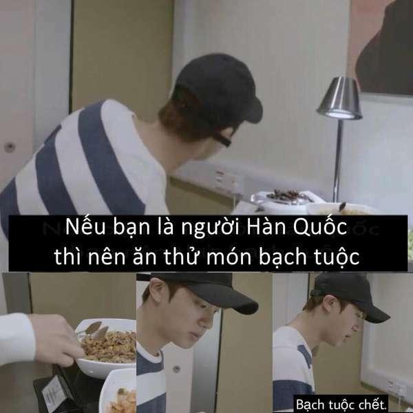 Lời khuyên đáng suy ngẫm của Jin.
