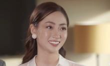 Lương Thùy Linh được Miss World khen 'hoàn hảo' khi thuyết trình tiếng Anh