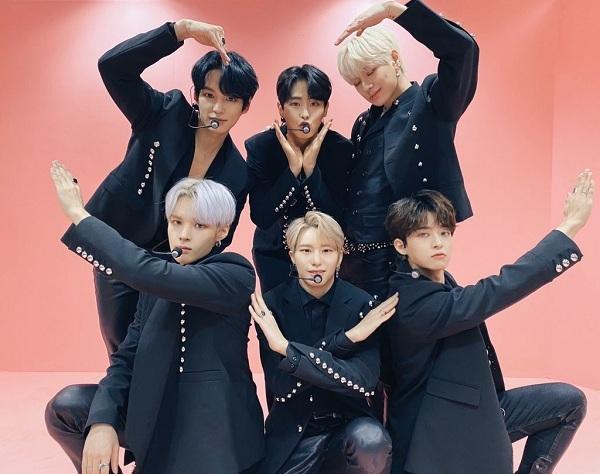 6 chàng trai VICTION trong album mới (SeungWoo hiện đang hoạt động cùng X1 sau khi xuất sắc giành hạng 3 tại chương trình Produce X 101).