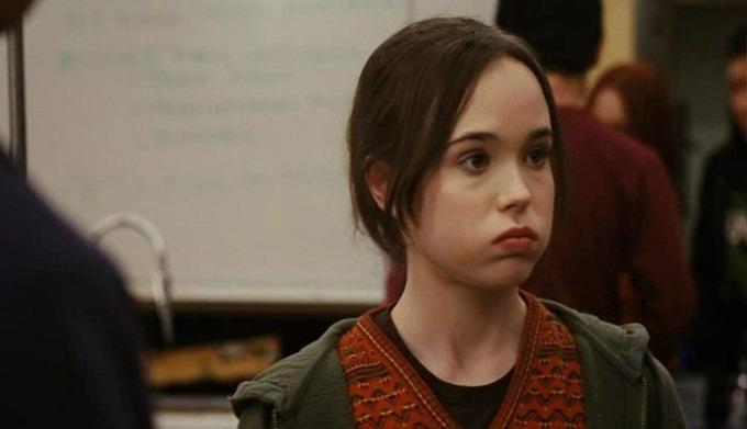 <p> Ellen Page trở nên nổi tiếng sau khi tham gia<em> Judo</em>. Tuy nhiên, có một cảnh khiến nữ diễn viên không mấy tự hào. Khi ngồi nghĩ tên cho con, nhân vật của Page có một câu thoại trêu đùa người đồng tính. Nữ diễn viên cho biết khi trưởng thành hơn, cô mới hiểu trò đùa đó ngu ngốc và đáng xấu hổ đến mức nào.</p>