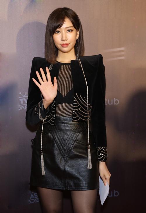 Ca sĩ Min - một trong những gương mặt nghệ sĩ Việt được đề cử tại giải thưởng.