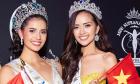 Ngọc Châu giành vương miện Hoa hậu Siêu quốc gia châu Á