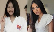 Thí sinh HH Hoàn vũ: Người xinh từ bé, kẻ dậy thì thành công