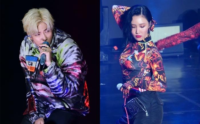 Fan mong chờ màn hợp tác giữa RM (BTS) và Hwasa