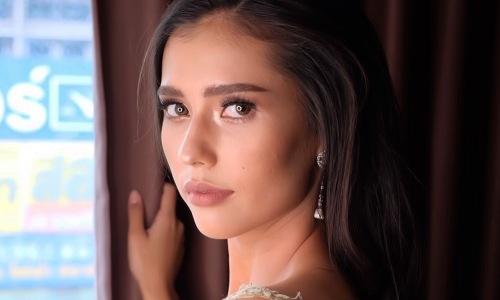 Vẻ quyến rũ của mỹ nhân đăng quang Miss Supranational