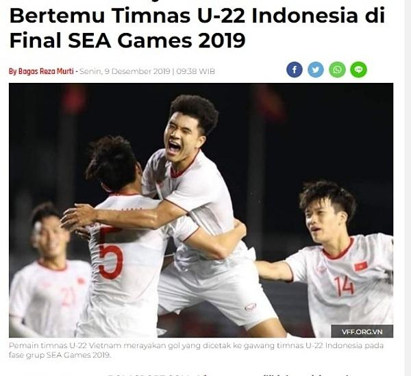 Tờ Bola Sports nhận định trước trận chung kết bóng đá nam SEA Games 30.