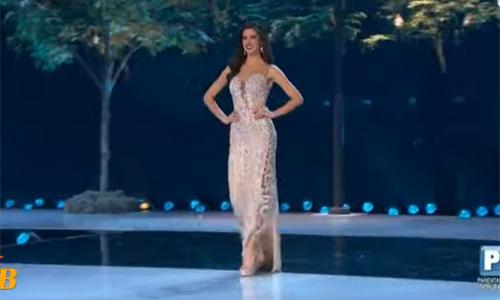 Chung kết Miss Universe 2019: Top 5 thi ứng xử