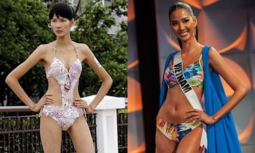 Hoàng Thùy: Từ nàng mẫu ''cò hương'' đến top 20 Miss...