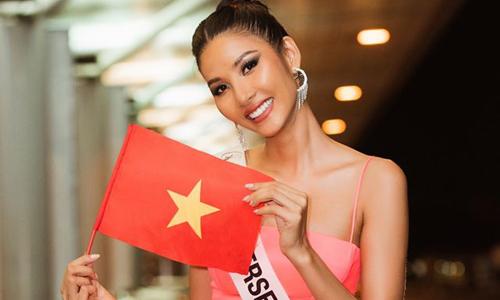 Chặng đường đưa Hoàng Thùy vào top 20 Miss Universe 2019