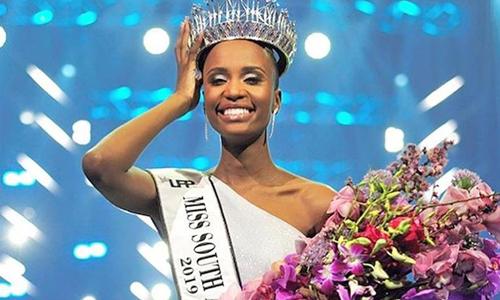 Nam Phi đăng quang Miss Universe 2019