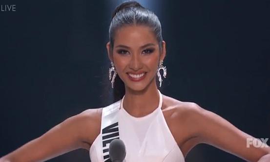 Chung kết Miss Universe 2019: Hoàng Thùy trượt Top 10