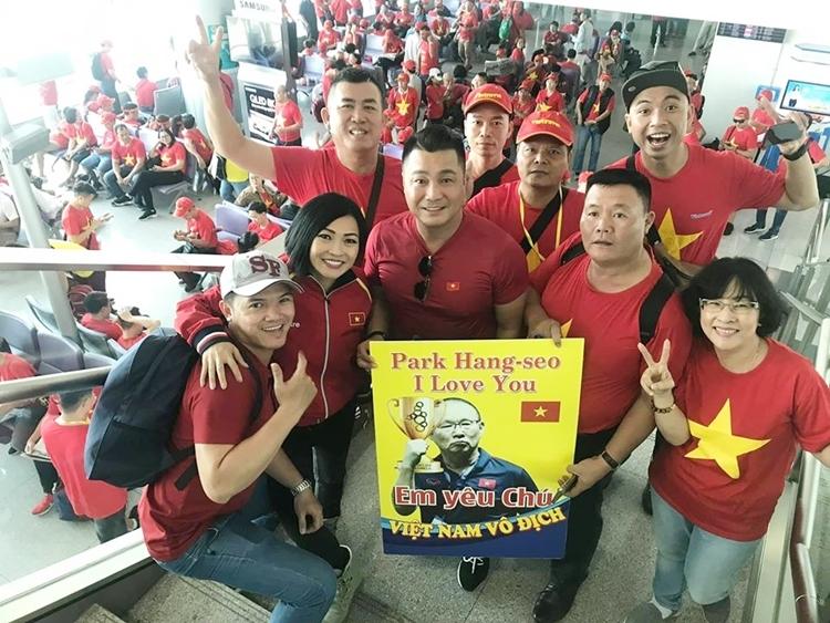 Dàn sao Lật mặt 4 tiếp lửa cho U22 Việt Nam trước chung kết