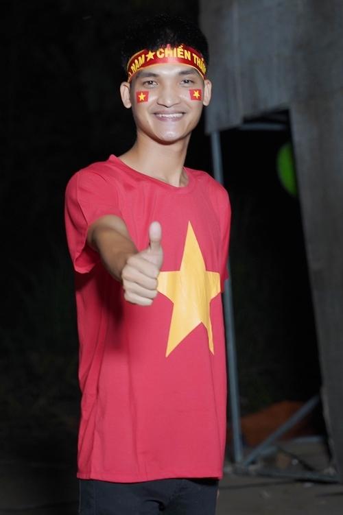 Dàn sao Lật mặt 4 tiếp lửa cho U22 Việt Nam trước chung kết - 7