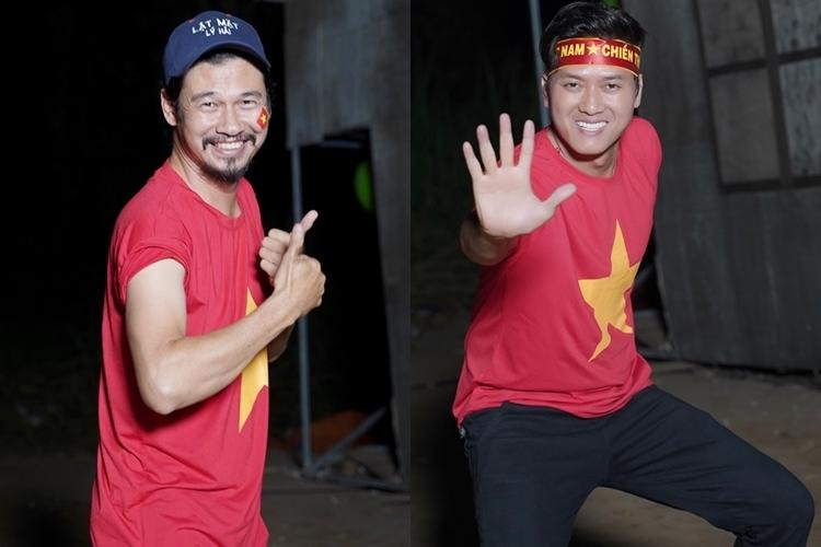 Dàn sao Lật mặt 4 tiếp lửa cho U22 Việt Nam trước chung kết - 6