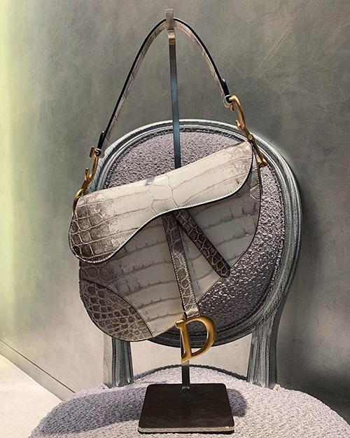 Vì độ tinh xảo và quý hiếm, mẫu túi này không được bày bán rộng rãi trên website của hãng mà chỉ làm theo đơn đặt hàng từ các khách hàng thân thiết. Để sở hữu một chiếc túi này, người mua phải chờ 4-6 tháng, tốn không dưới 1 tỷ đồng.