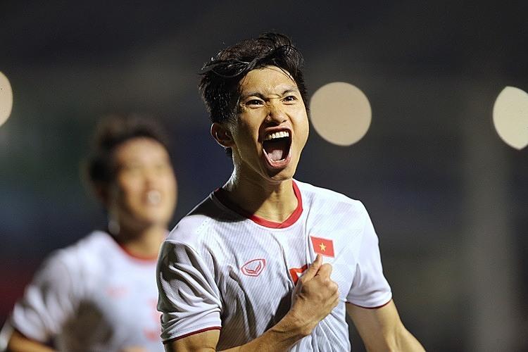 Văn Hậu sẽ trở về Hà Lan sau SEA Games 30. Ảnh: Giang Huy.