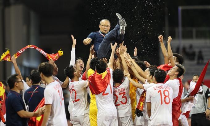 Người Việt tìm kiếm về bóng đá và thời tiết nhiều nhất 2019