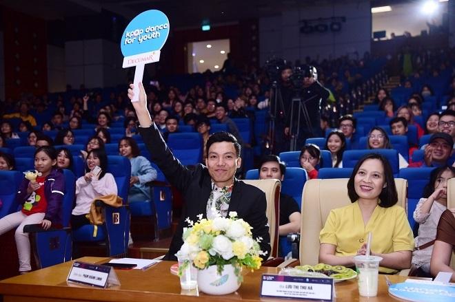 Giám khảo Linh 3T hi vọng các đội sẽ có được sự tự tin.