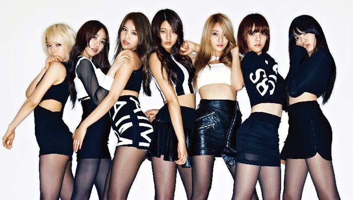 10 girlgroup tân binh xuất sắc nhất thập kỷ - 2