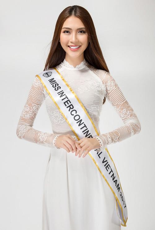 Vừa trở thành Á quân The Face, Tường Linh được mời đi thi hoa hậu Liên lục địa 2017. Đây có lẽ là bước ngoặt quan trọng của cô nàng, mở ra tham vọng thử sức cũng như chinh phục các đấu trường nhan sắc sau này. Tường Linh vào thẳng Top 18 nhờ sự bình chọn của khán giả, cô nàng đạt giải Hoa hậu được yêu thích nhất tại cuộc thi này.