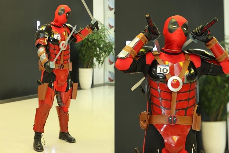 Giới trẻ Sài Gòn cosplay từ Điêu Thuyết tới anh hùng Marvel - 3
