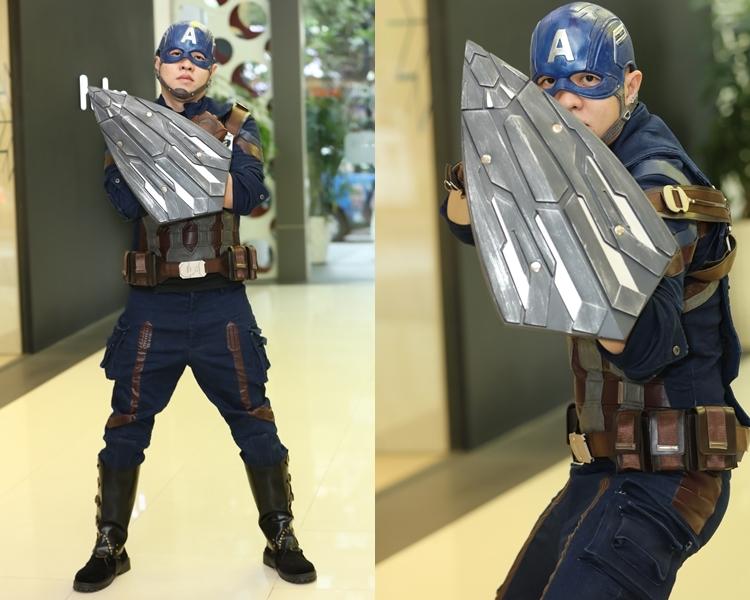 Siêu anh hùng Marvel...