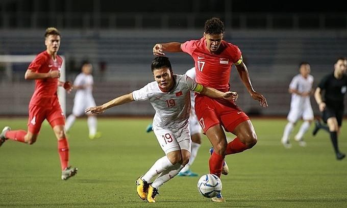 Quang Hải cùng Son Heung-min tranh giải Cầu thủ xuất sắc châu Á