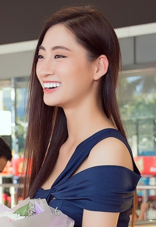 Lương Thùy Linh cảm thấy hài lòng về kết quả giành được sau gần một tháng ở London, ANh. Ngoài thành tích lọt vào top 12 chung cuộc, Lương Thùy Linh còn vào Top 10 Top Model, Top 10 dự án nhân ái xuất sắc.