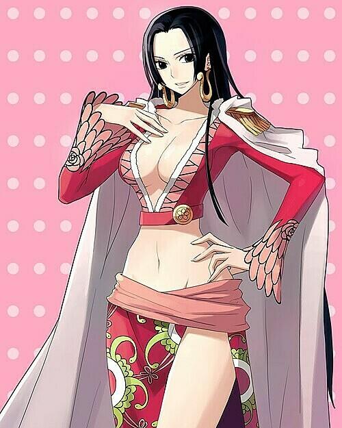 6 kiều nữ nóng bỏng đốt mắt khán giả trong One Piece Stampede - 4
