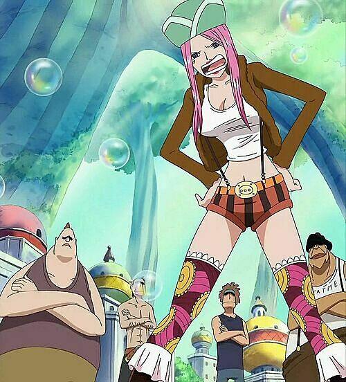 6 kiều nữ nóng bỏng đốt mắt khán giả trong One Piece Stampede - 3