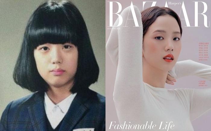 2. Ji Soo (Black Pink):
