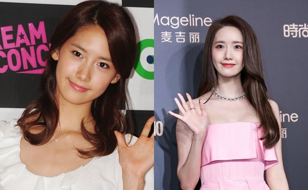 Bắt đầu thập kỷ, Yoona là cô gái tròn đôi mươi xinh xắn. Kết thúc thập kỷ, nhan sắc cô ngày càng mặn mà, thăng hạng.