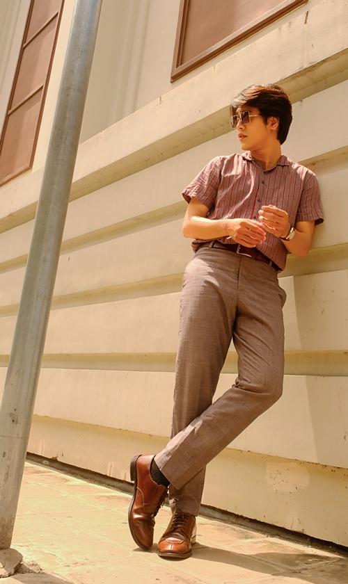 Hot boy đóng vai Sở Khanh trong Mắt biếc - 5