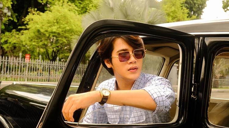 Hot boy đóng vai Sở Khanh trong Mắt biếc - 3