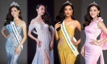 4 nhan sắc tuổi sinh viên tại các đấu trường sắc đẹp quốc tế 2019