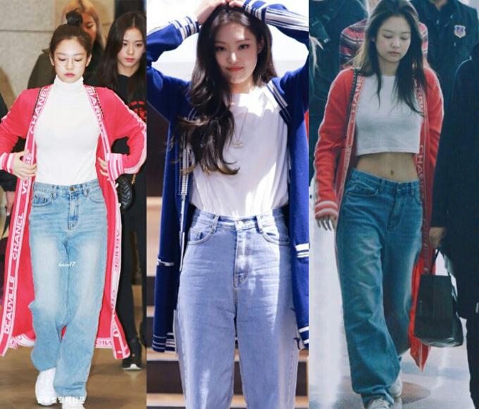 Bên cạnh đó, cô cũng yêu thích cardigan dáng dài - lựa chọn hoàn hảo để vừa đảm bảo tính thời trang, vừa giữ ấm cơ thể.